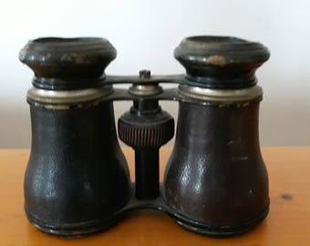 Vintage theatre binoculars