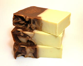 VANILLA Soap, vegan soap, cold process soap, handmade soap Australia, artisan soap