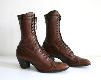 Edwardian Stetson Boots