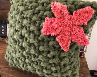 Cactus Bloom Pillow