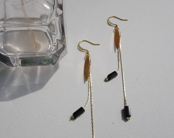 """""""French Cancan"""" earrings"""