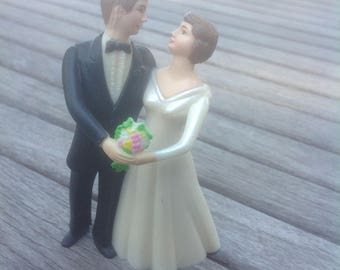Wedding Cake Topper from 1980