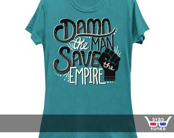 Slim Ladies Fit: Save the Empire / Empire Records / Cult Movie / 1990s / 90s / Music / Punk / Grunge / Rex Manning / Funny / Revolt / Type