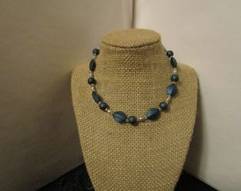 Turquoise Assorted Beaded Necklace