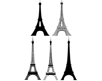 Eiffel tower svg etsy thecheapjerseys Image collections