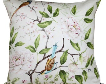 Zoffany Romeys Garden Blossom Cushion Cover