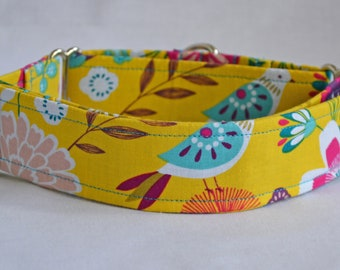 The Manders Dog Collar (Martingale or Buckle)