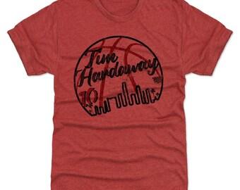 Tim Hardaway Shirt | Miami Throwbacks | Men's Premium T-Shirt | Tim Hardaway Skybasketball R