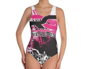 RC OverdoseOne-Piece Swimsuit