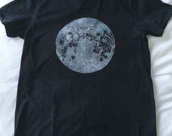 Mens Moon Tee