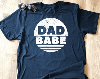 Dadbabe Shirt - Funny Husband Shirt, Present for Husband, Funny Husband Gift, Husband Gift, Fathers Day Present, Fathers Day New Dad