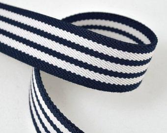 Elastic Stretch Ribbon Trim for Stretch Elastic Band, headband, hand band and waist belt, 2-yards, SP-2336