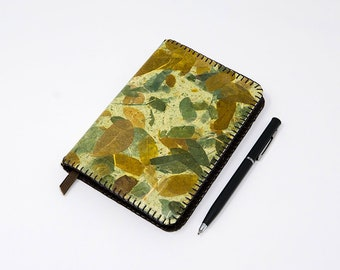 Birch Leaf Notebook & Cover