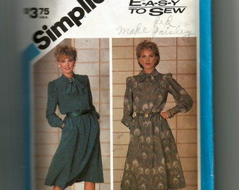 Simplicity Misses' Dress Pattern 6591
