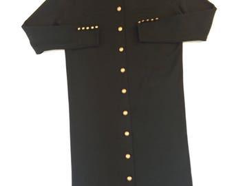 90s Liz Claiborne Forest Green Dress Suit