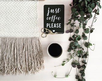 Woven wall hanging / wall hanging / wall tapestry