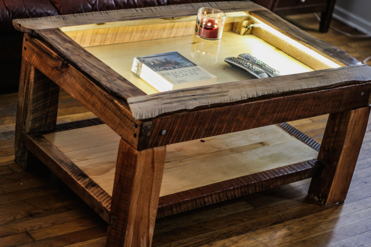 shadow coffee without aspen heirloom or drawer table tablewith with box