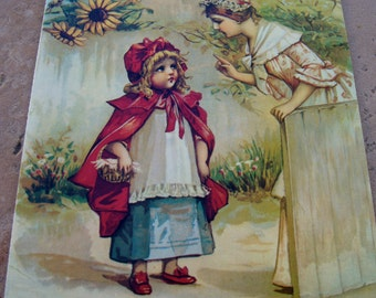 1982 Little Red Riding Hood by Merrimack Publishing