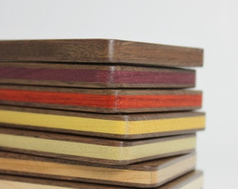 Business card holder wood business card holder rustic colourmoves