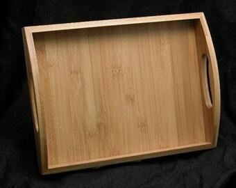 Small Bamboo Tray