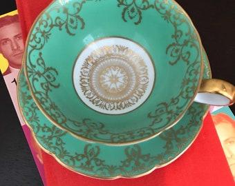 Vintage Royal Bayreuth Tea Cup