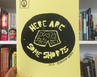Here Are Some Shorts Issue No. 1