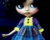 Blythe dress, blythe plai...