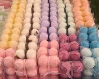 Pack of 6 Bath Marbles (mini bathbombs 7-10g each)