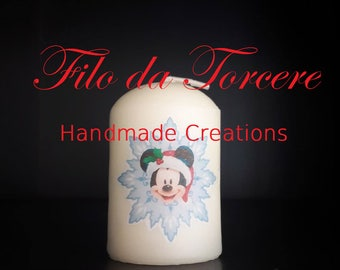 Candle Handmade by Filo da Torcere