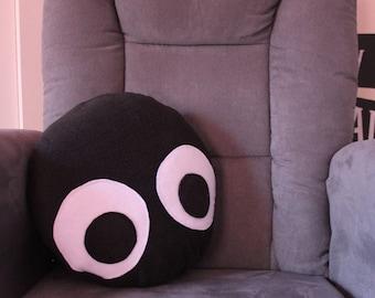 Soot Sprite Totoro Pillow Slip Cover