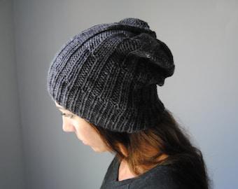 MAGNETITE Hat Knitting Pattern PDF