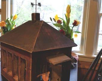Primitive Shoolhouse