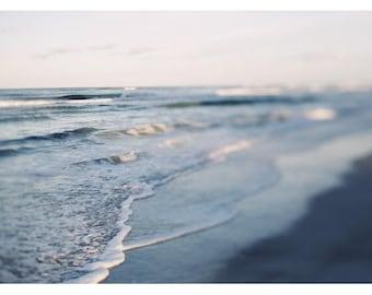 Fine Art Photograph - Beach Photography - Nature Photography - The Color Of Your Eyes - Florida Art - Landscape Print - Fine Art - Oversized