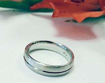 Sterling silver wedding men ring , wedding ring band,  wedding rings, wedding rings, wedding band men, wedding band, wedding, ring men