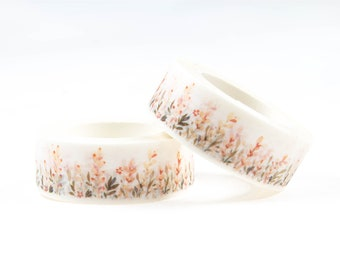 Lovely floral washi tape