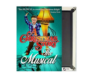 A Christmas Story Musical Magnet