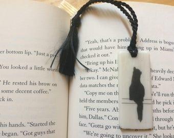 Curious Cat Bookmark