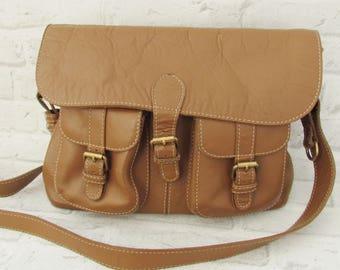 leather bag Vintage leather Handbag Leather Tote Bag women bag brown bag Handle Bag Market Bag laptop bag
