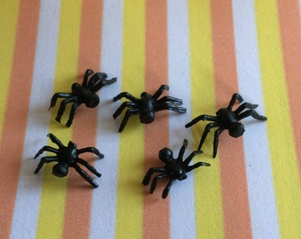 Dolls House Miniature Spiders