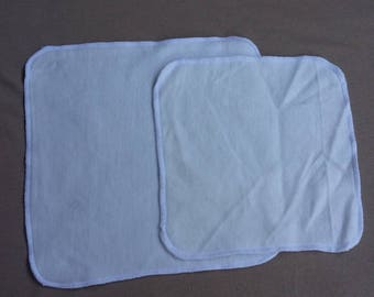 Organic Bamboo Fleece Cloth Wipes