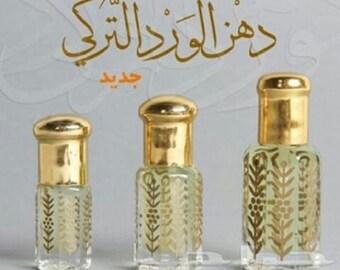 Turkish flowers - Ward Turkey Perfumes Oil
