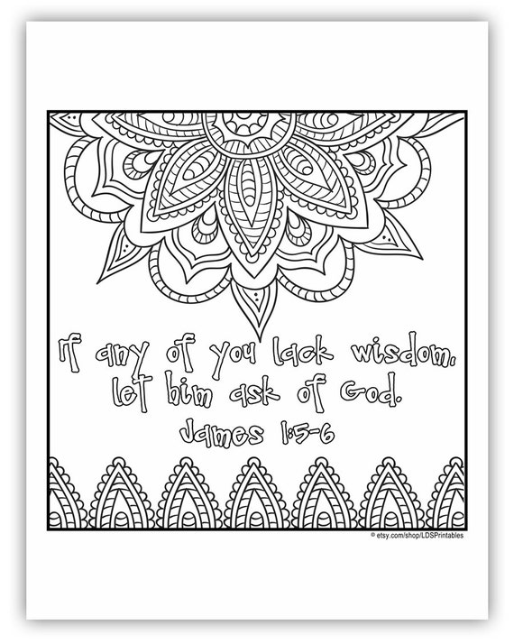 2017 Mutual Theme Coloring Page 8.5x11 Indian