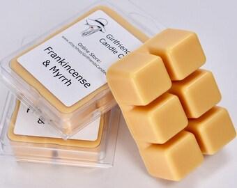 Frankincense & Myrrh Scented Wax Melt