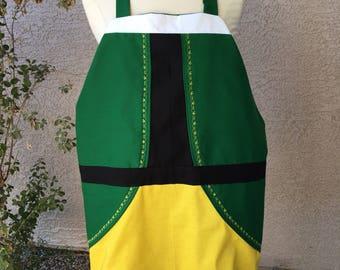 Men's Elf  apron
