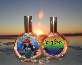 Bug Oust Essential Oil Potion