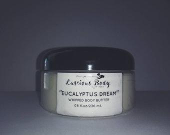 Eucalyptus Dream Whipped Body Butter