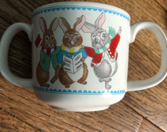 Mikasa Childs Size Bunny Cup