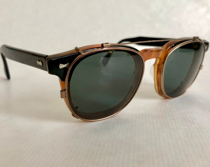 Shady Character NYC James Dean 48/24 Vintage Sunglasses Made in the USA