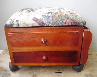 Bedside basket Etsy