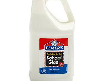 Gallon of glue Ships Today!!!